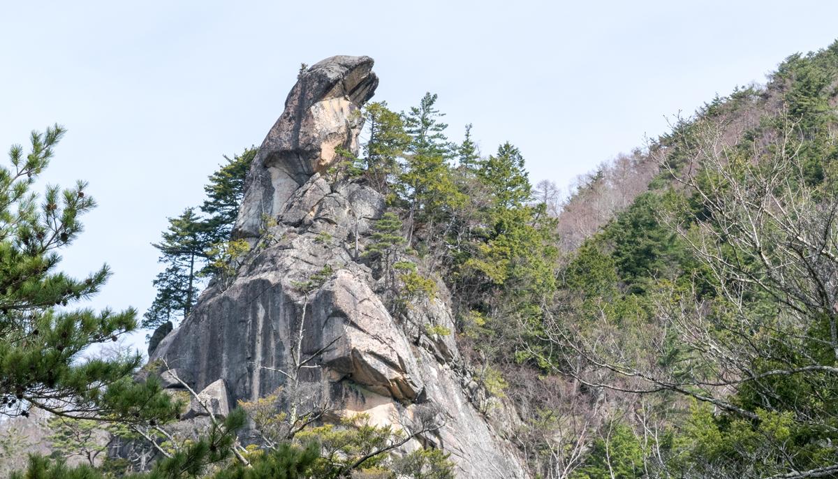みずがき山岩山
