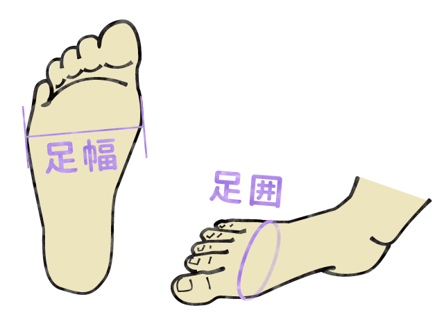 登山靴ワイズ