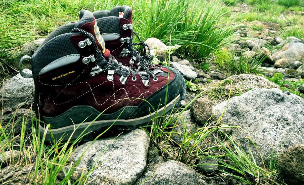 登山靴のサイズ気をつけること