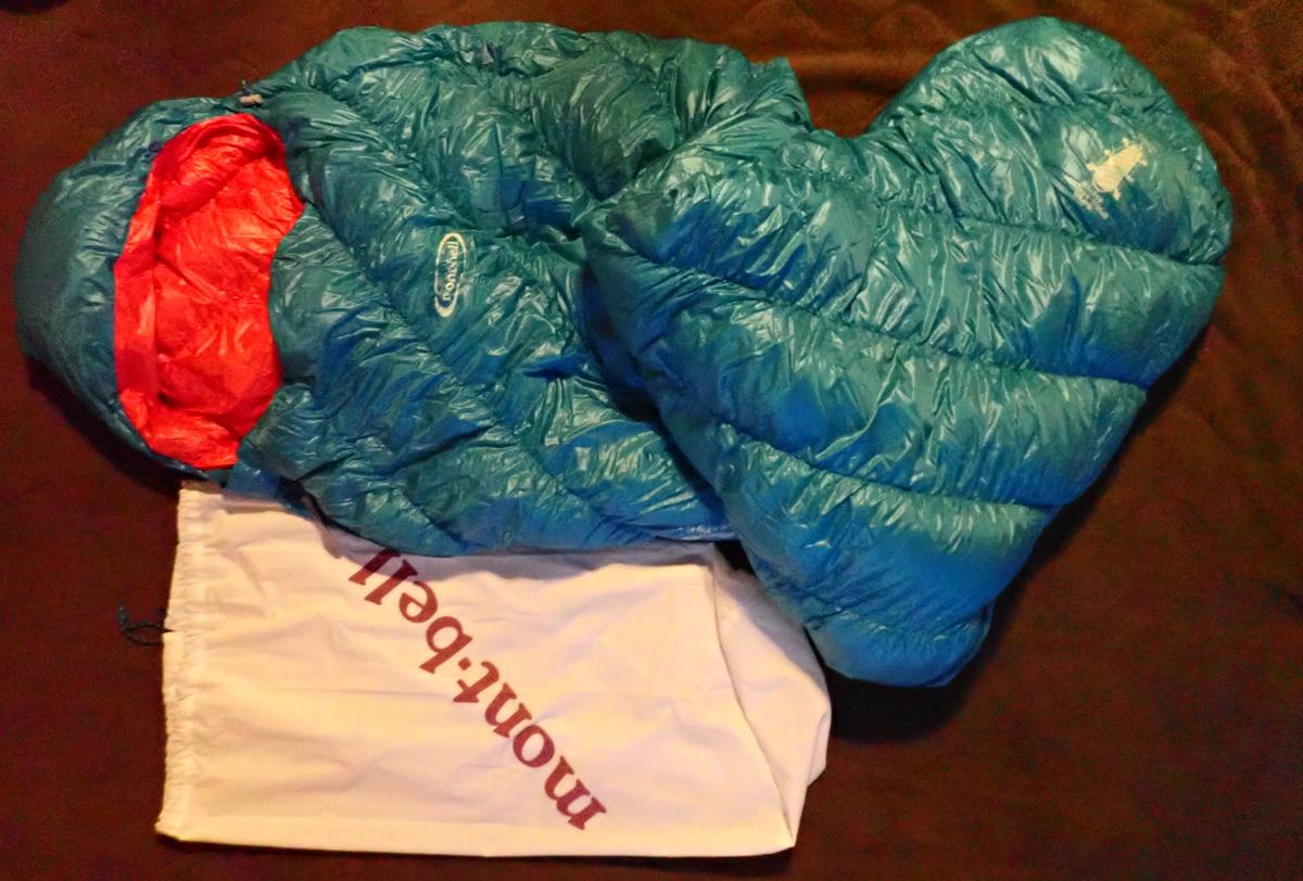 はじめてのテント泊に向けて装備を考える!寝袋