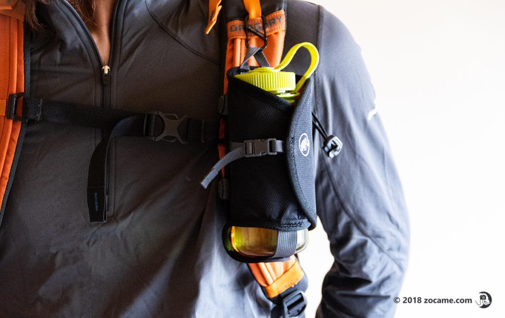 ナルゲンボトルを登山に持っていく方法